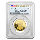 Proof First Spouse Coins (PCGS Certified)